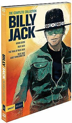 Billy Jack The Complete Collection Born Losers + More Box / DVD Set NEW!