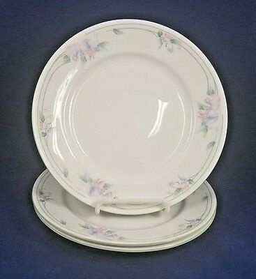 "Aynsley LITTLE SWEETHART - Salad Plate 8 1/2"" Set of 3"