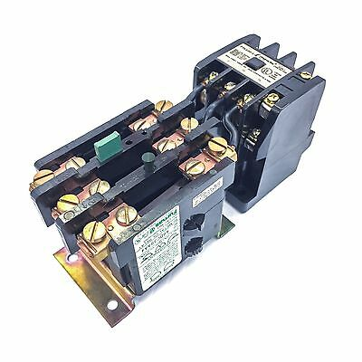 48DC38AA4 Furnas Thermal Overload Relay 3P 30A W/ FTA330-A Firetrol Contactor