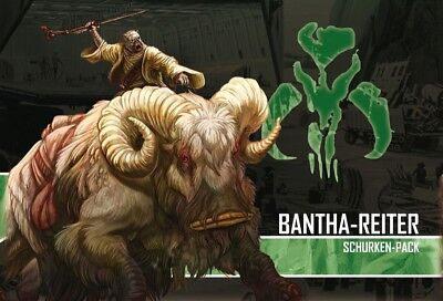 Star Wars Imperial Assault - Bantha Tab Extension (German) Scum Tusken