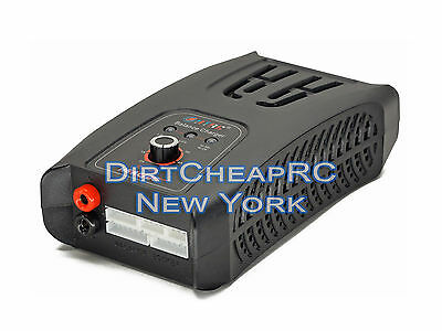 H6 AC/DC 5Amps 50Watt Fast Battery Charger 2S 3S 4S 5S 6S LiPo LiFe Balance NiMH