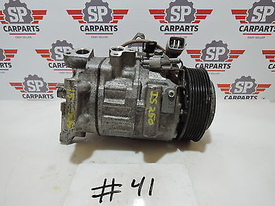 Lexus IS250 IS350 2014 2015 2016 OEM A/C compressor 88320-3A450
