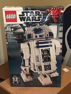 BRAND NEW LEGO Star Wars R2-D2 10225 FREE DOMESTIC SHIPPING!