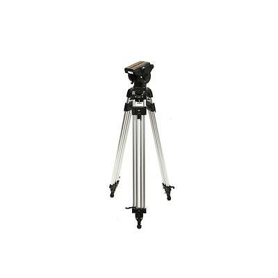 Manfrotto 3066 Fluid Head System w/ 3190 2-Stage Tripod Legs