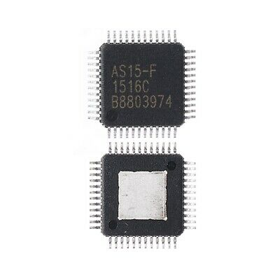 1Pcs As15-F As15F  As15F Integrated T-Con Lcd Driver Board Power Tqfp48  Pce