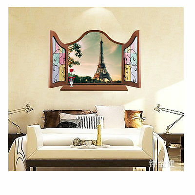 Family tree wall decal mural sticker diy art removable for Diy family tree wall mural
