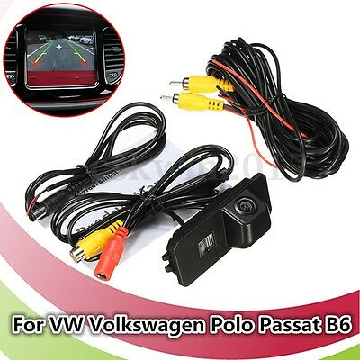 Car Reverse Camera/Rear View Parking Sensor for VW Volkswagen Polo Passat B6