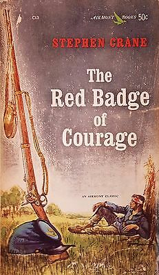 a battle for adulthood in stephen cranes novel the red badge of courage A short stephen crane biography describes stephen crane's life, times, and work also explains the historical and literary context that influenced the red badge of courage.