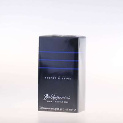 Baldessarini Secret Mission Aftershave - Lotion 90ml