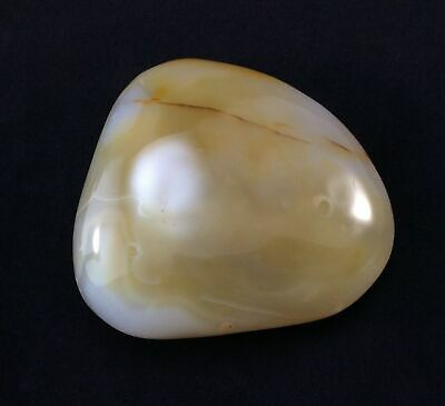 Agate Massage Therapy Stone 170605 Protection Strength Healing Metaphysical