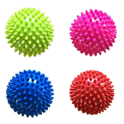 7.5cm Spiky Ball trigger Points Spikey Massage Balls Physio Pain Stress Relief