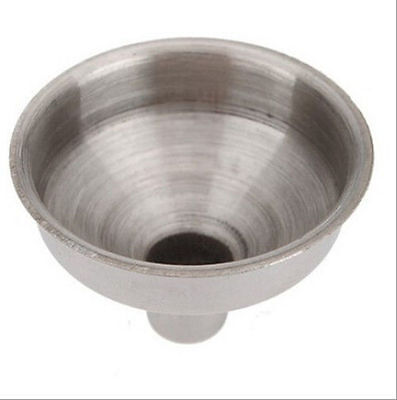 Stainless Steel Wide Mouth Funnel With Removable Spout 2016 D GU K