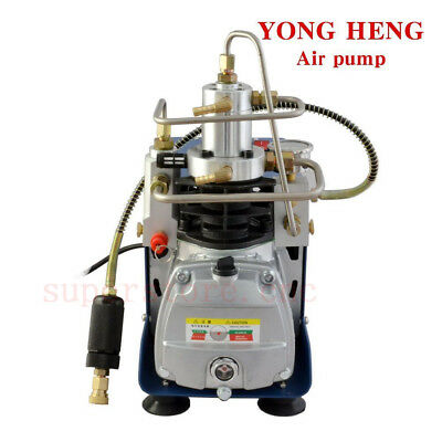 30MPa Air Compressor Pump 220V PCP Electric 4500PSI High Pressure YONG HENG