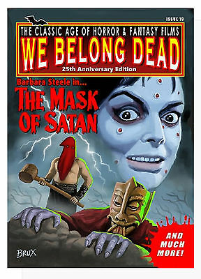 We Belong Dead #19 (2017, UK 120 pages, full colour) new and unopened