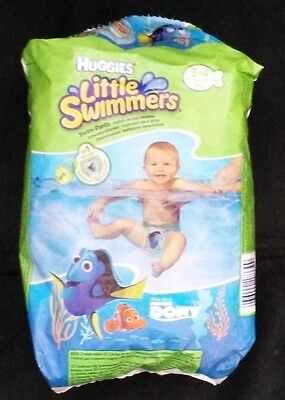 Couches Huggies Little Swimmers taille 3/4 piscine mixte (7/15kg)