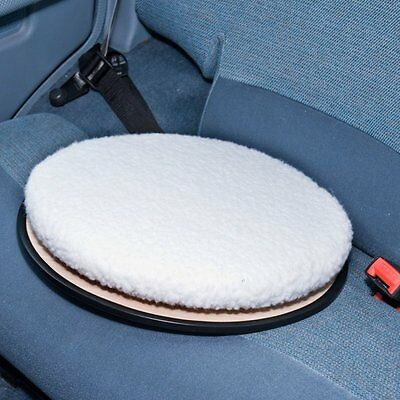 Rotating Car Swivel Seat Cushion Revolving Mobility Aid Easy In Out Office Home