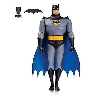 Bas The Animated Cartoon Tv Series Batman 6in Action Figure -live In Stock