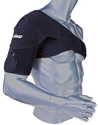 Zamst Shoulder Wrap - Tutore Spalla - Stability And Confidence