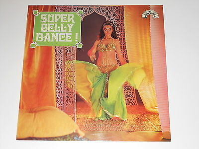 Super Belly Dance ! - LP - Rafic Hobeika - Voice Of Lebanon VLMX 60