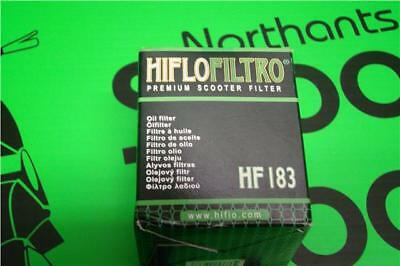 Hiflo Oil Filter Hf 183 Hi Flo Filter Fits Vespa Gts 300 (All Models)