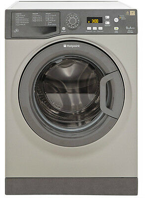 Hotpoint WMXTF942G 'Extra' Washing Machine - 9kg load, 1400 spin - A++ Energy