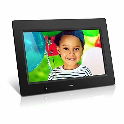 Admsf310f 10 Inch Digital Photo Frame With Motion Sensor And