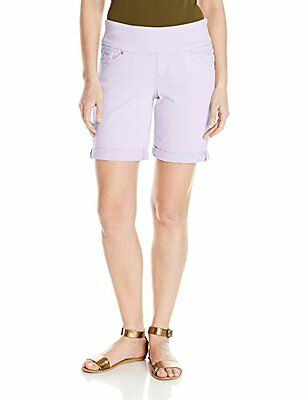 Jag Jeans Women's Jordan Short in Dolce Twill Primrose 12, New
