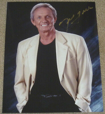 Mel Tillis Authentic Signed 8x10 Photo Autographed, Country Music HOF