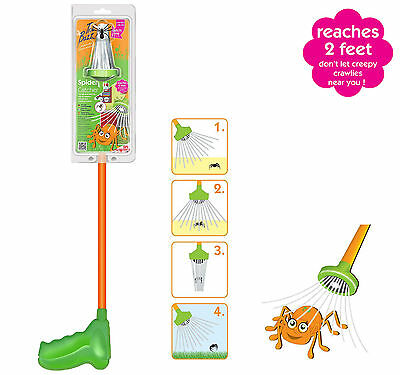 The Buzz Spider Catcher, Insect Bug Trap, Humane & Eco Friendly Pest Control Uk
