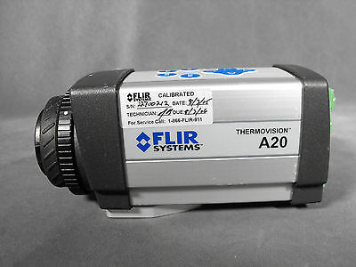 XCLNT FLIR Thermovision A20 Infrared Thermal Imaging Camera A20M