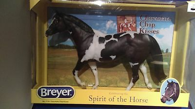 Breyer Traditional - Stock Horse Stallion - Chocolate Chip Kisses - NIB!
