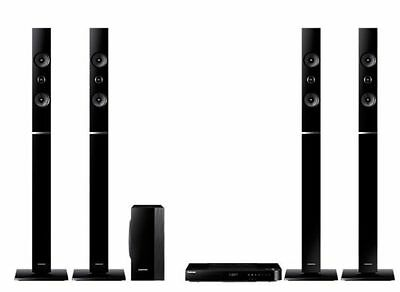 Samsung Series    Channel D Blu Ray Home Theatre System