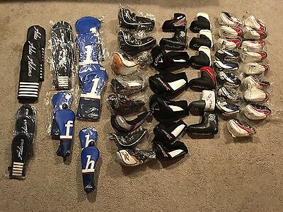 Lot Of 54 Brand New Golf Headcovers