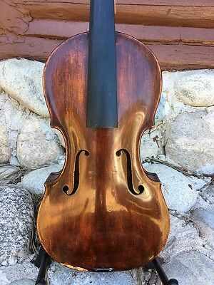 Old Antique Violin for Restoration