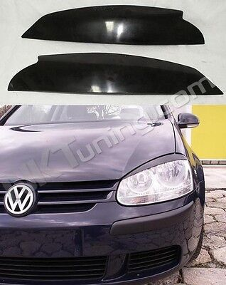 Volkswagen Golf MK5 - Eye brows (1463)