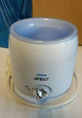 Avent Philips Baby Bottle Warmer Made In England NOT CHINA Express Post