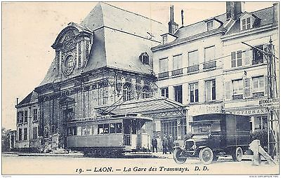 02-Laon-Gare Des Tramways-N°R2040-A/0377
