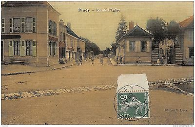10-Piney-Rue De L Eglise-N°R2040-G/0111