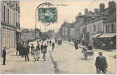 10-Troyes-Rue Voltaire-N°R2040-G/0245