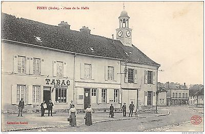 10-Piney-Place De La Halle-N°R2040-G/0061