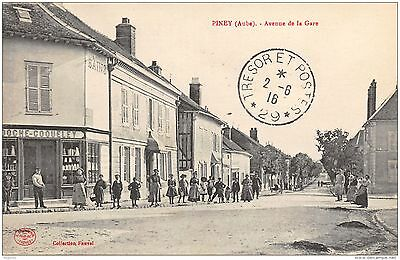 10-Piney-Avenue De La Gare-N°R2040-G/0063
