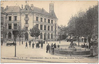 16-Angouleme-Place Murier-N°R2041-B/0269