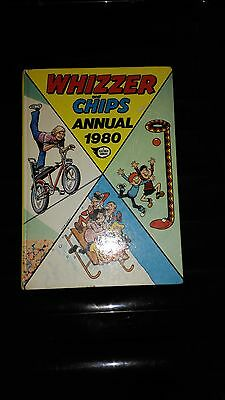 Whizzer And Chips Annual 1980 Vintage Comic Book