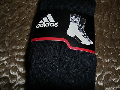 NEW Boys Girls Adidas Socks ClimaLite Energy Black Red  Gray Team Sport Crew $14