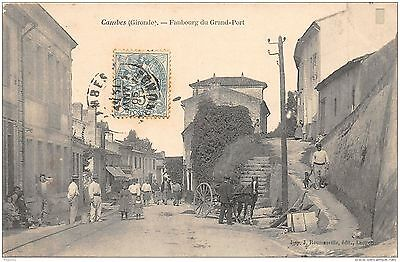 33-Cambes-Faubourg Du Grand Port-N°R2042-D/0157