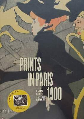 LIVRE NEUF : Prints in Paris 1900 ** WITH FREE PRINT ** (art nouveau poster