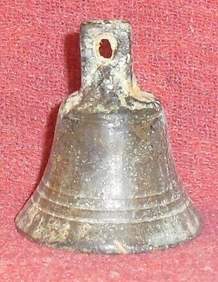 "Medieval Era Small Bell From ""el Rastro"" Madrid"