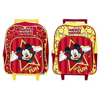Mickey backpack - assorted colors