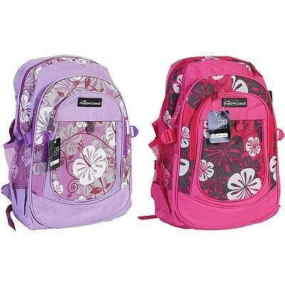 Backpack sport flowers - assorted colors