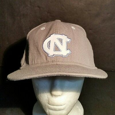 quality design 0933f 08f6d North Carolina Tar Heels Snapback Hat Cap Nike True Gray One Size